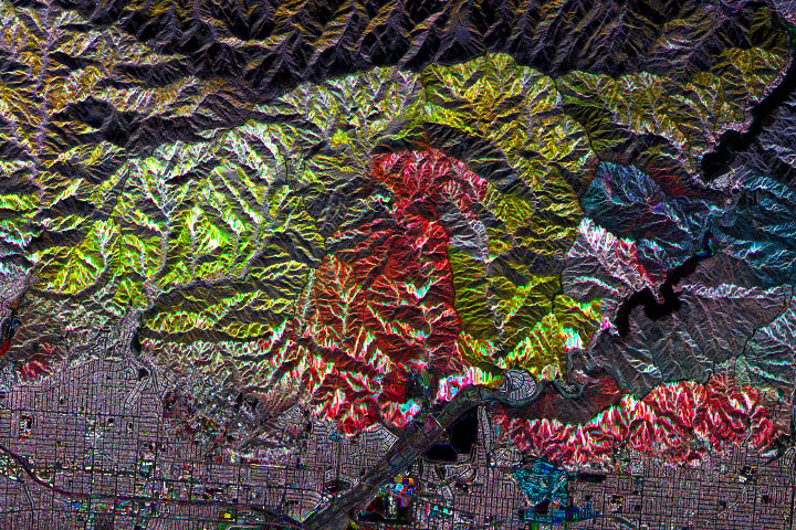 A Mosaic of Fire Data