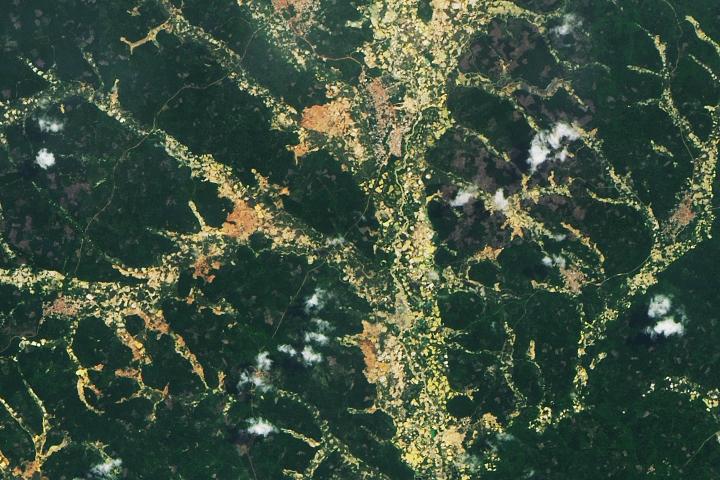 Detecting Gold Mining in Ghana