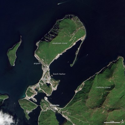 Arctic Expedition Launches from Dutch Harbor, Alaska ...