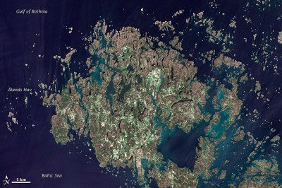 Åland Islands : Image of the Day