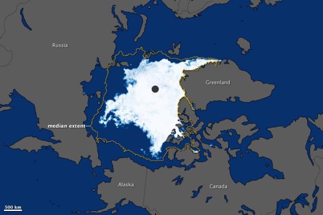 2011 Sea Ice Minimum