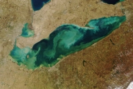 Lake Erie, Stirred Up