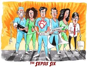 The Sepsis Six