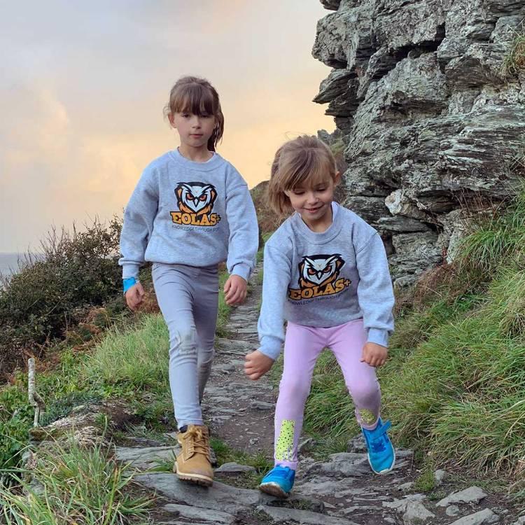 Eolas+ Kids Sweatshirt
