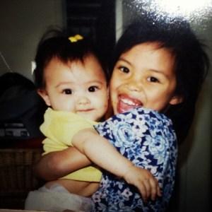 Tine and Baby Tiff