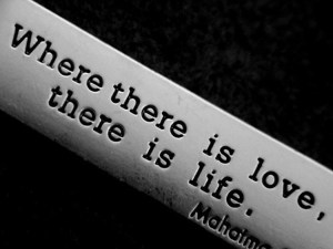 - Mahatma Ghandi