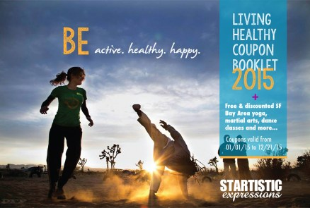 Startistic Expressions Healthy Living Coupon Book