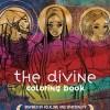 The Divine Coloring Book Front Cover  © 2020 Christine Joy Amagan Ferrer