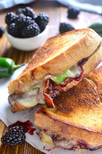 blackberry-bacon-grilled-cheese