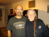 Dave R and Willie
