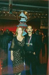 Meri and Dave