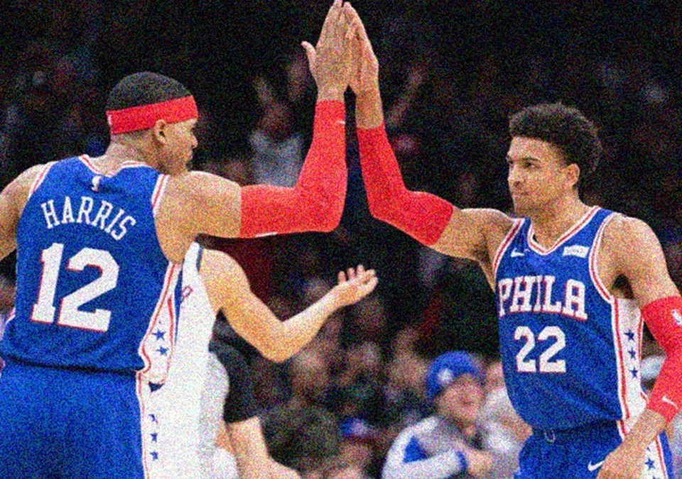 Sixers Strike Down Nuggets