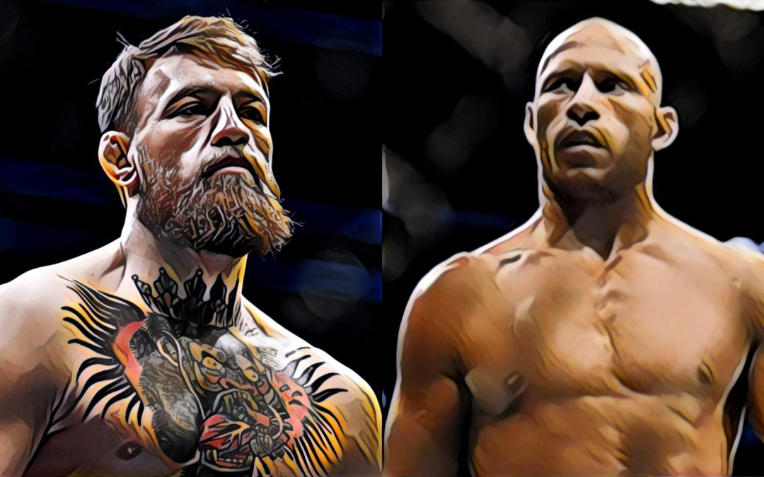 McGregor vs. Cerrone #UFC246 WOW!