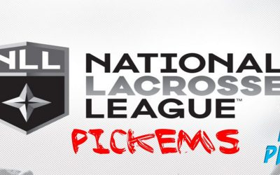NLL Pickems'