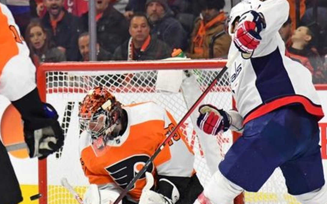 Flyers Return to Wells Fargo with a Capital Win, 3-2