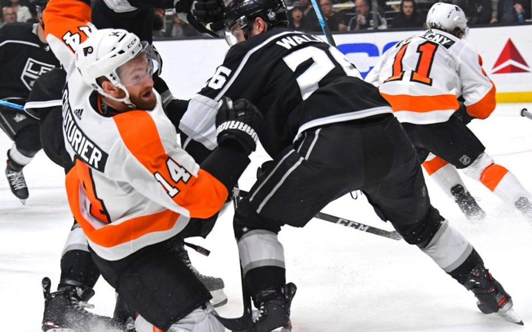 Flyers Crowned by Kings, 5-3
