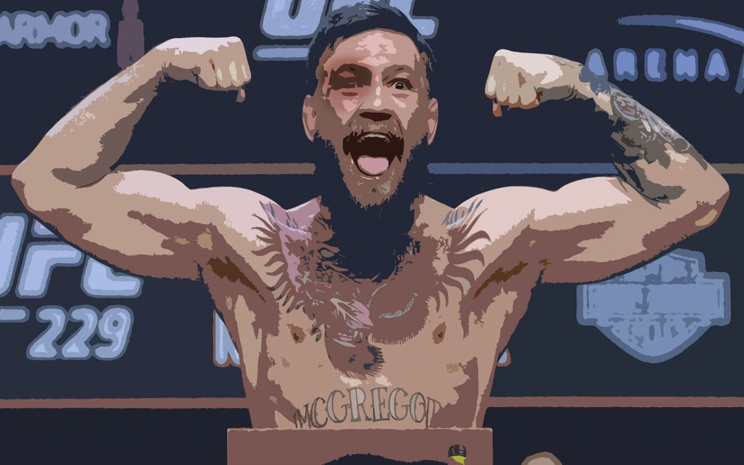 Could We Be Seeing the Final Flares of the Supernova Known as Conor McGregor?