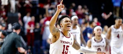 Temple wins over Uconn