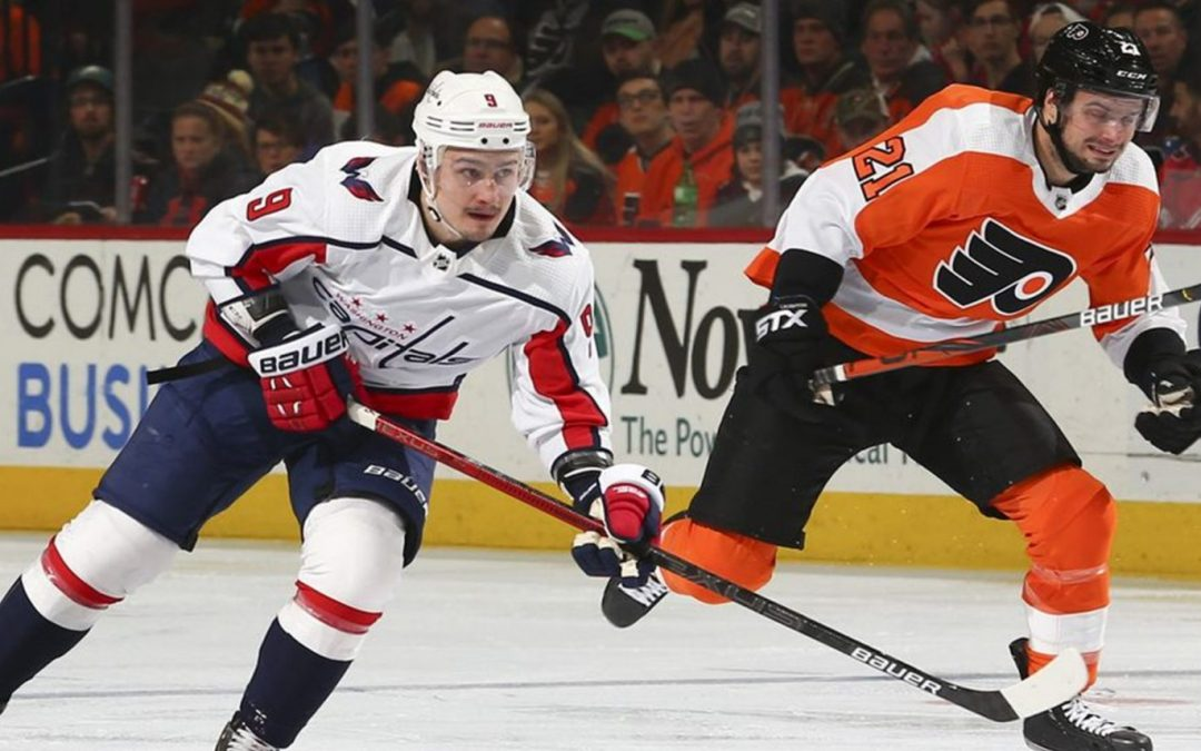 Flyers Shut Down Ovechkin in 7-2 Blowout
