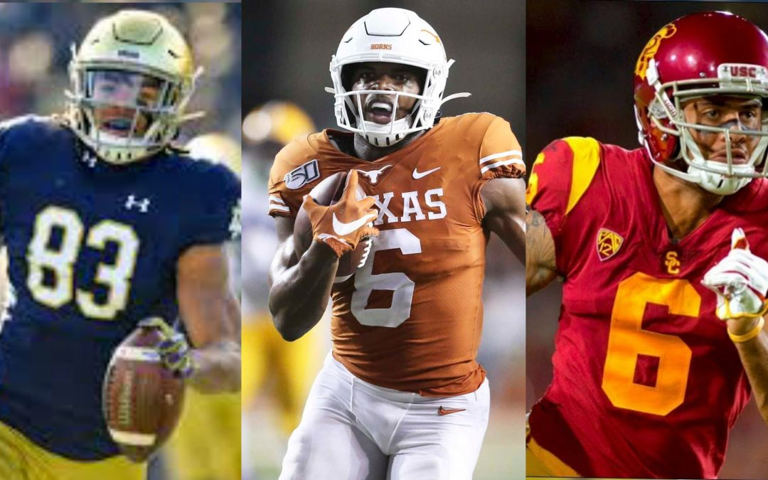 3 Mid-Round Options for the Eagles at Wide Receiver