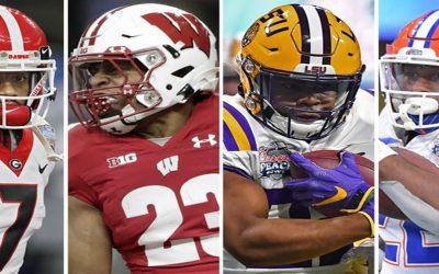 2020 NFL Draft Running Back Breakdown