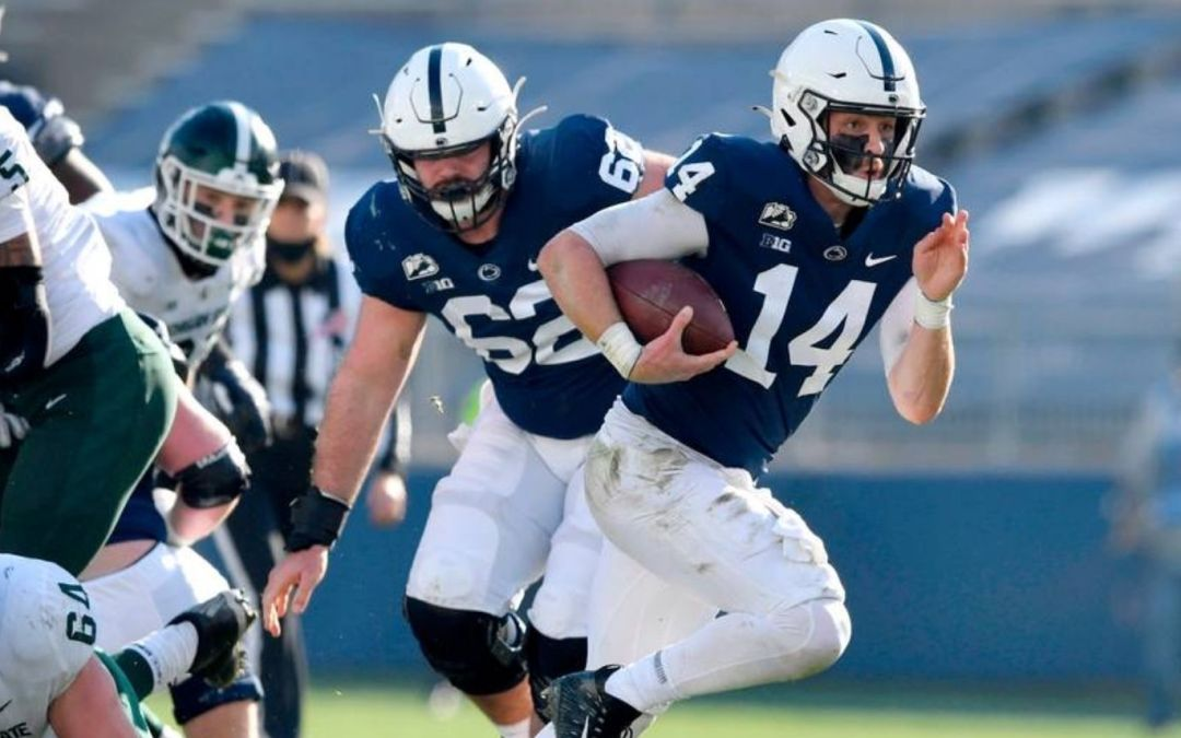 Penn State Pulls off Impressive Second Half