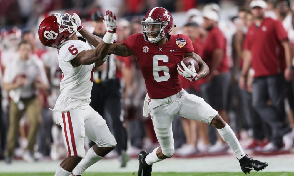 Eagles Top 10 Target: DeVonta Smith