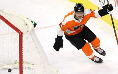 Flyers Work Overtime to Pull Out Win