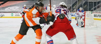 Flyers Drop Heartbreaker