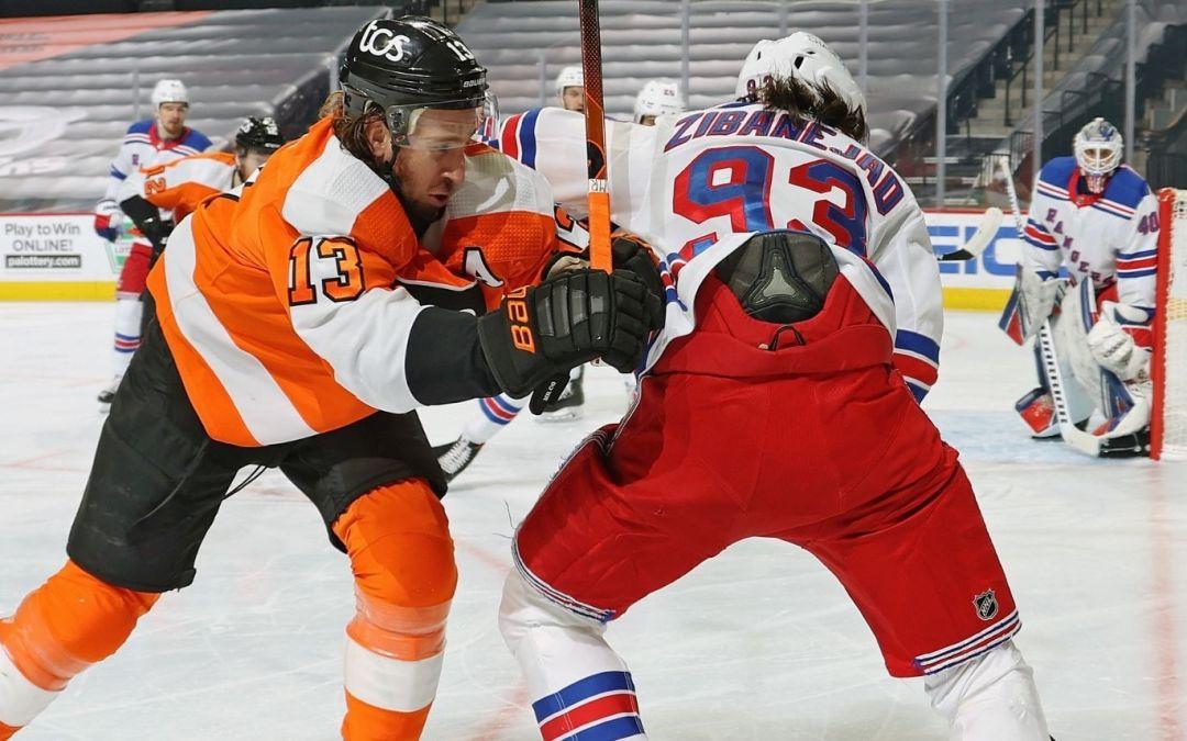 Flyers Drop Heartbreaker