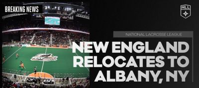 New England Becomes Albany