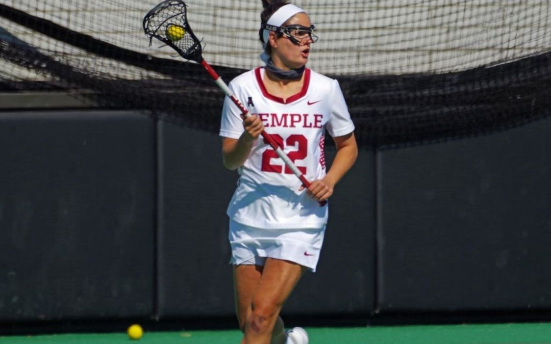 Temple Ladies Get First Conference Win