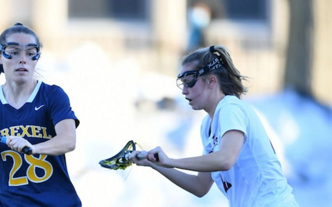 Drexel Women Explode in First Half