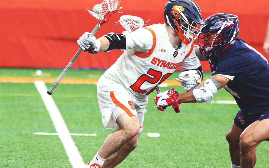The Syracuse Orange Stake Their Claim