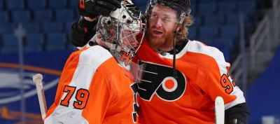 Flyers With Another Shut Out