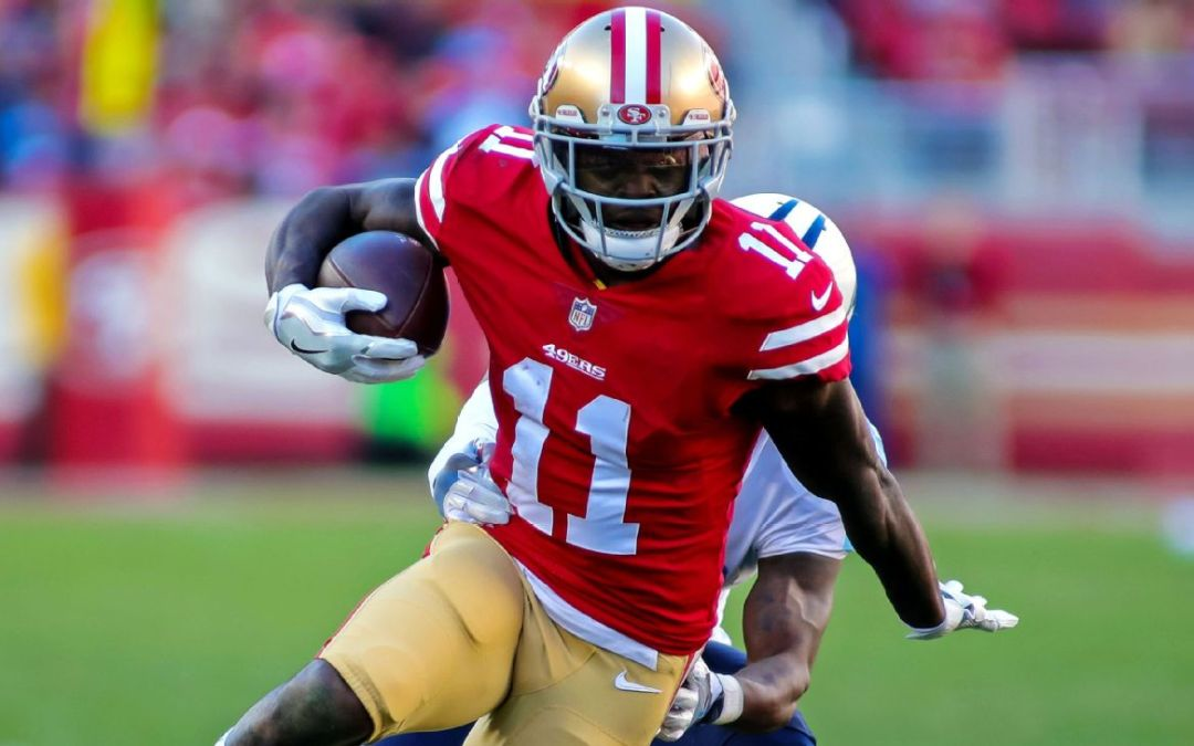 Marquise Goodwin Contract explained