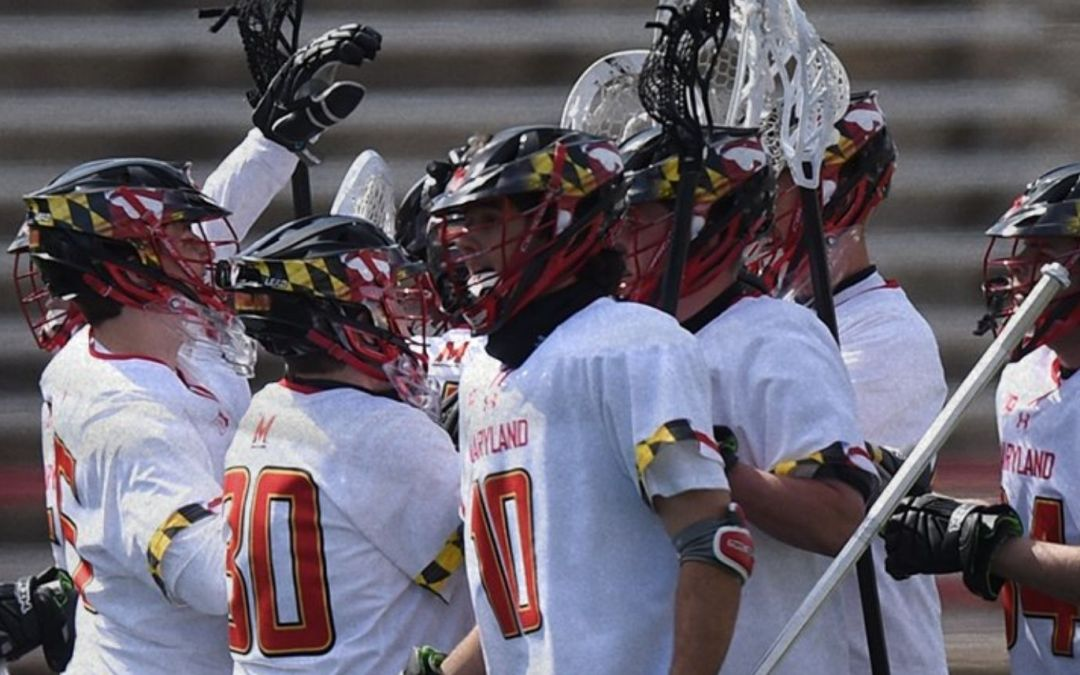 Maryland Storms to Victory