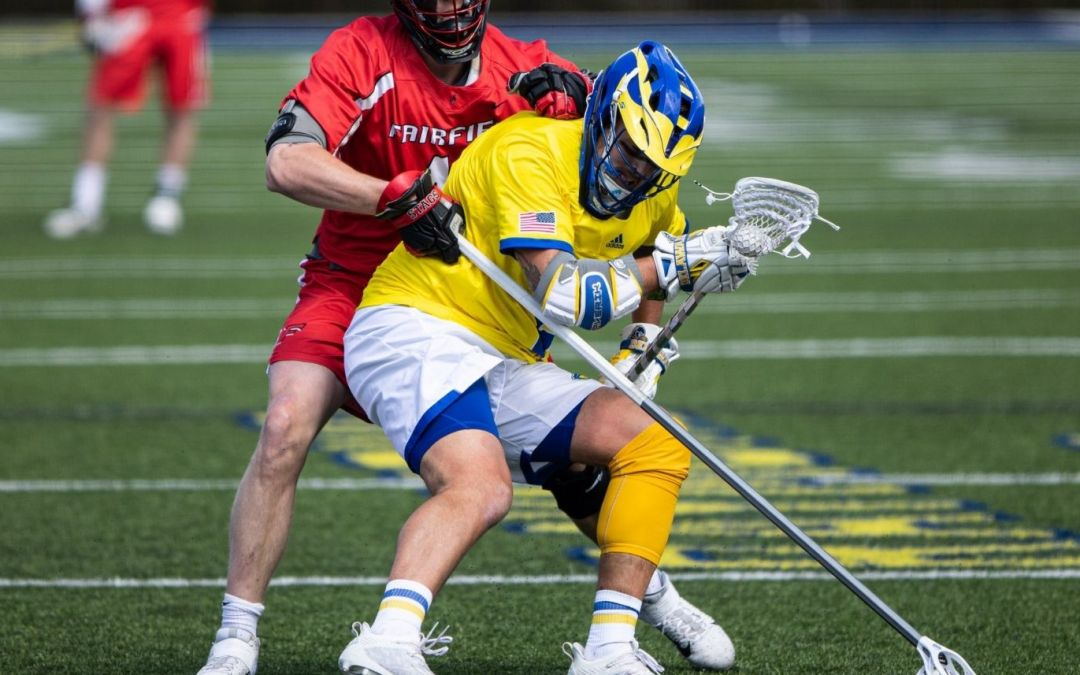 Fightin' Blue Hens Pull off Comeback