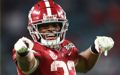 More than a Running Back – Najee Harris