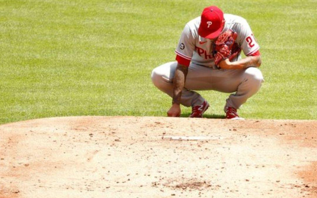 Phillies Fall Hard