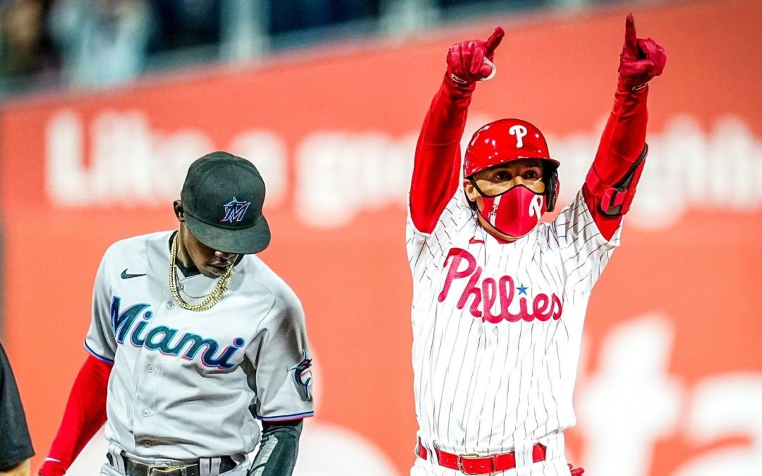 Come From Behind Win for the Phillies
