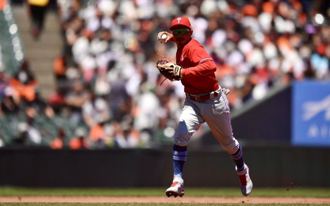 Phillies Crushed by the Giants