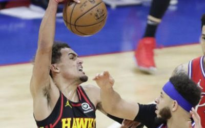 Hawks Embarrass the Sixers