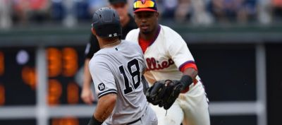 Phillies Drop Ugly One in Extra Innings