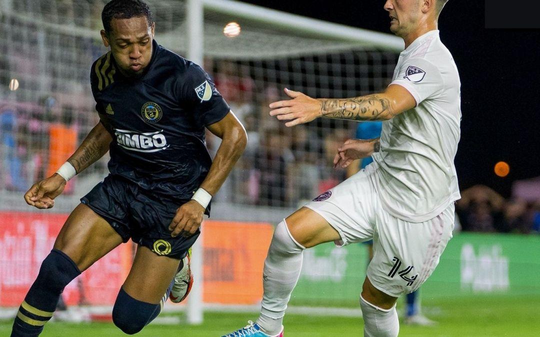 Union Draw Against Inter Miami CF