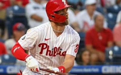 Phillies Shake Things Up but Lose