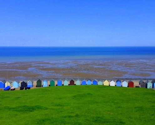 beach hut a Herne Bay