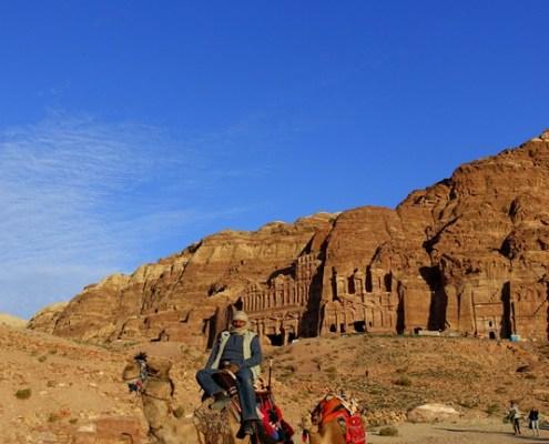 Royal Tombs a Petra