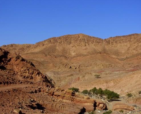 panorama del Feynan