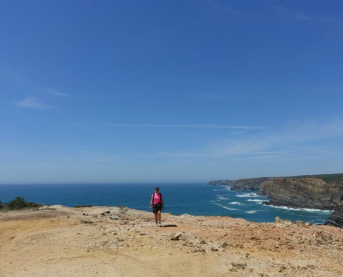 trekking vista Oceano